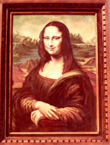 img020-Painting Mona Lisa
